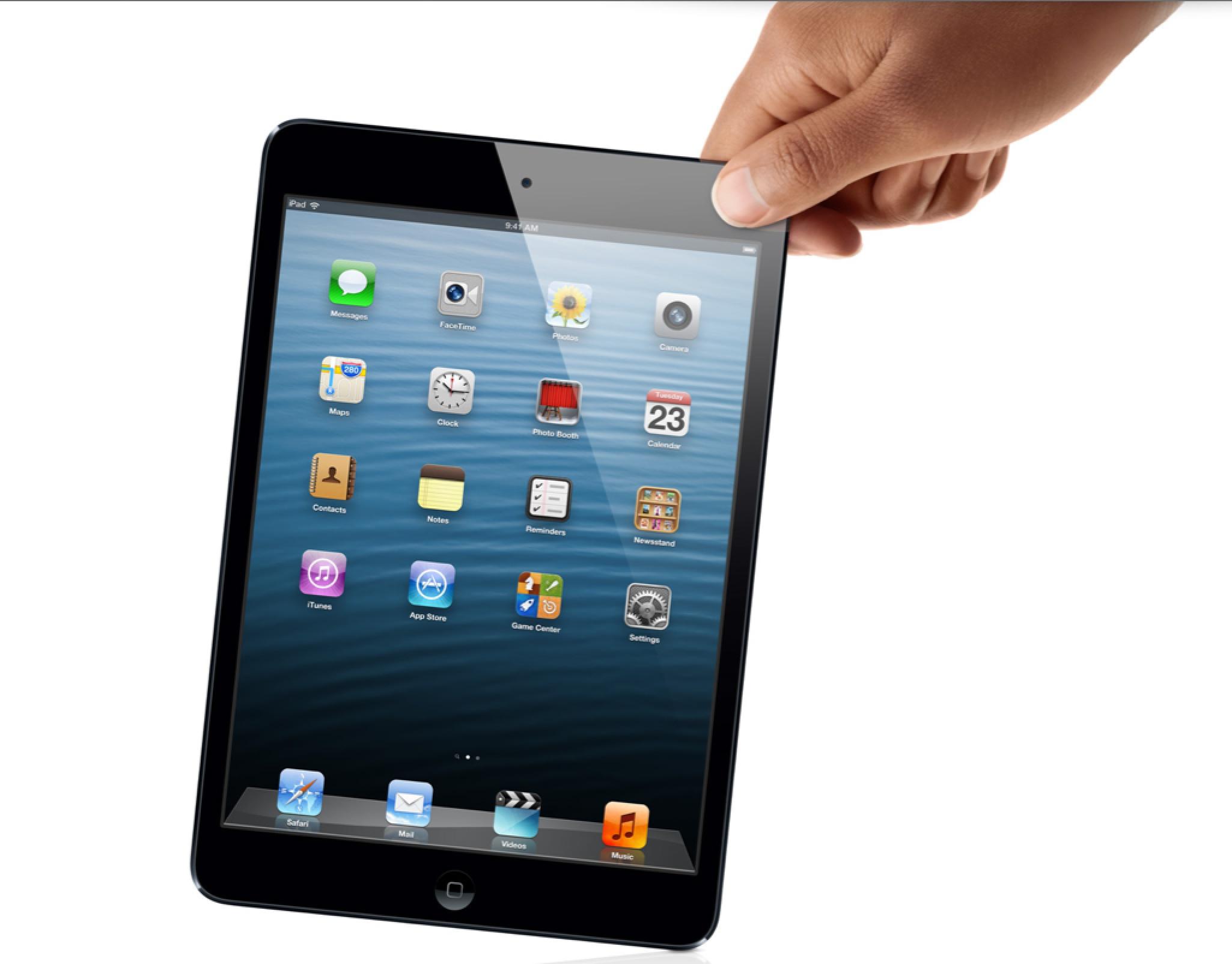 планшет ipad-mini