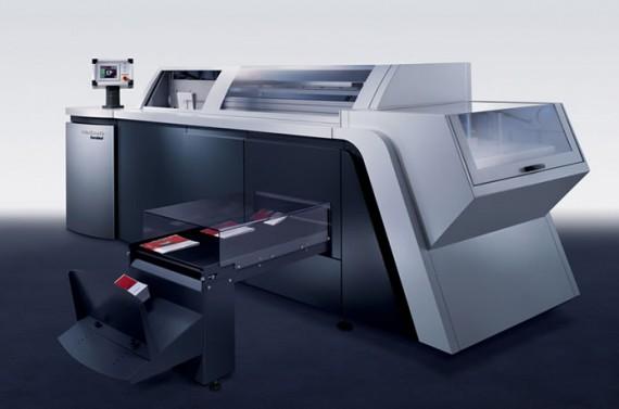 термобриндер для типографии