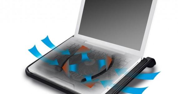 сиситема вентиляции ноутбука