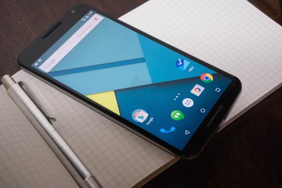 Смартфон Google Nexus 6Р