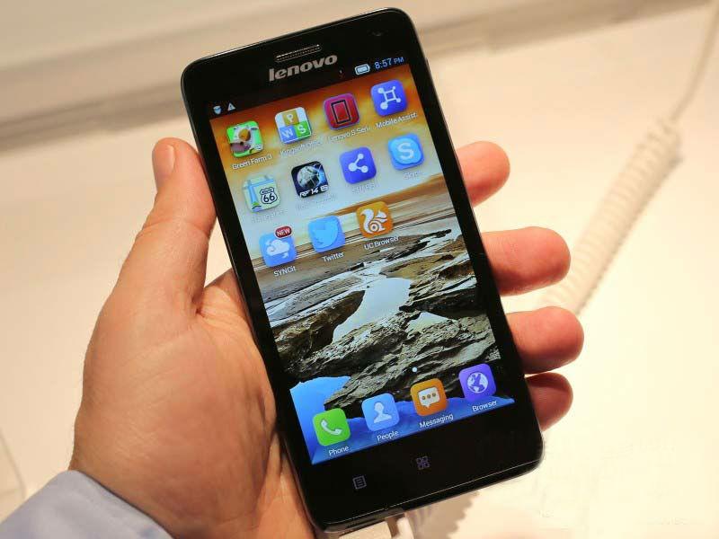 смартфон S860 от Lenovo