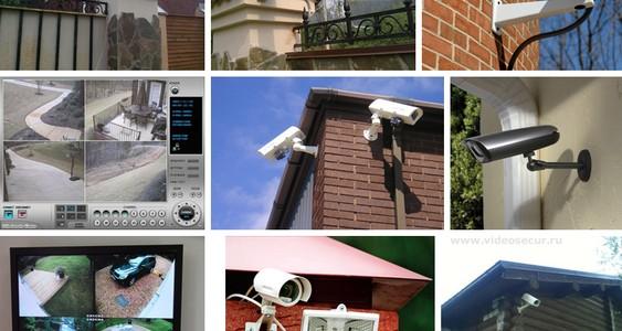 Сделать видеонаблюдение дома своими руками