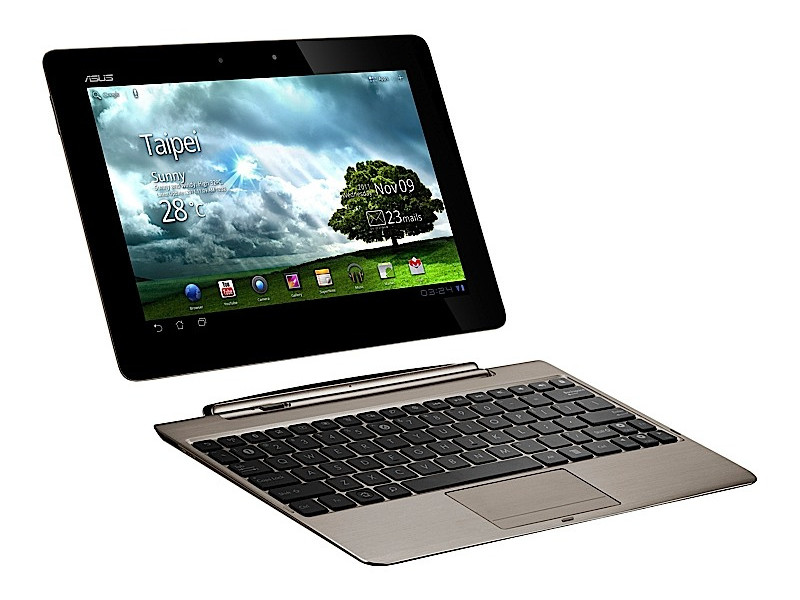 Pad Prime TF201 с клавиатурой