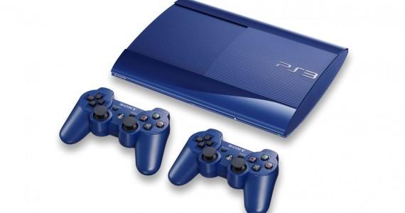 Sony PlayStation 3 - общий вид