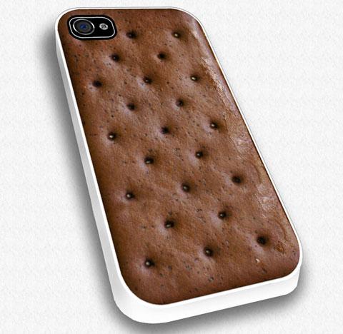 чехол-печенька на iPhone