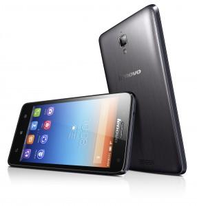 обзий вид смартфона S660 от Lenovo