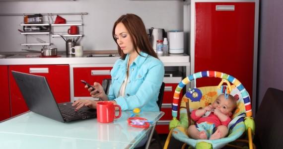 Мобильные приложения для молодых мам