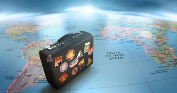 Выбор путешествия через интернет