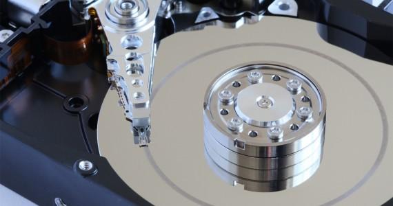 шпиндель жесткого диска