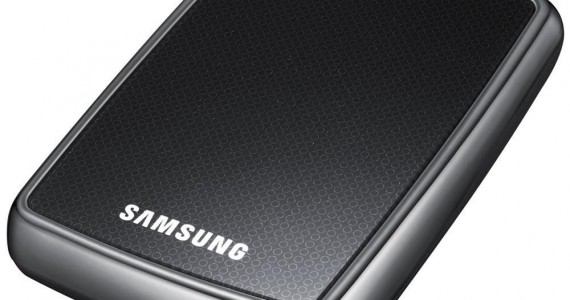 внешний жесткий диск Samsung