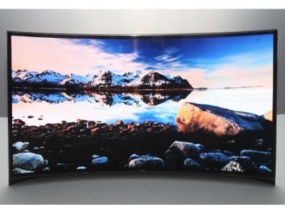 телевизоры Samsung с изогнутым экраном