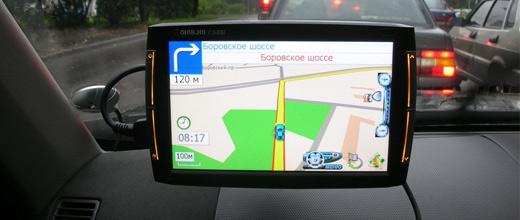 Общие понятия об GPS-навигаторе