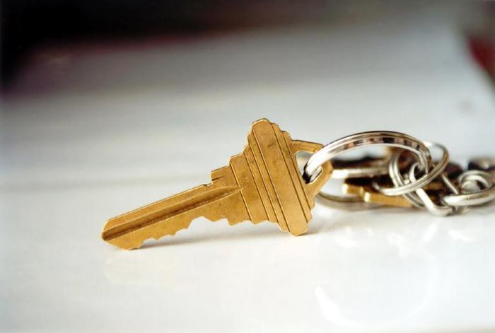 Ключи от замка