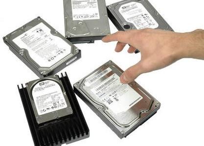Советы по выбору жестких дисков