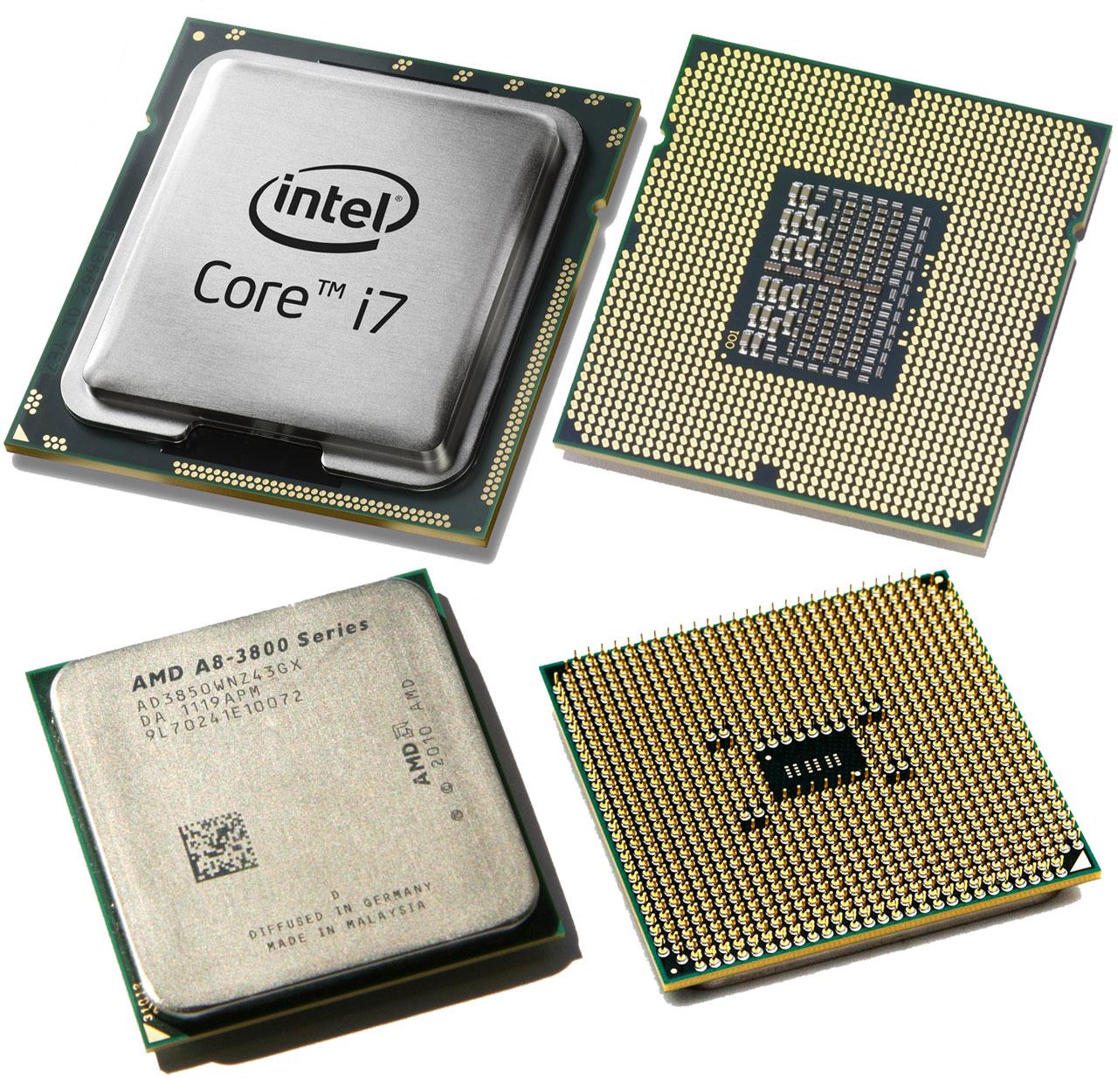 процессор для компьютера intel core 17