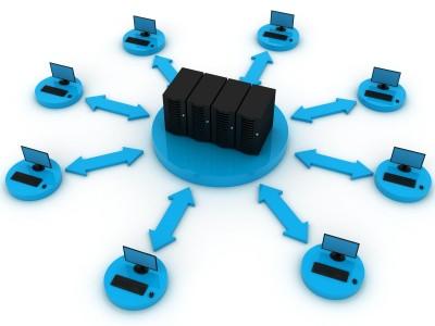 принцип работы сервера