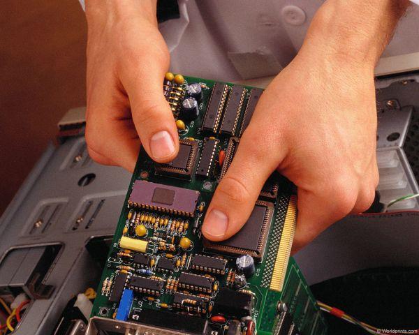 Ремонт и обслуживание компьютера своими руками - МАРЛИН