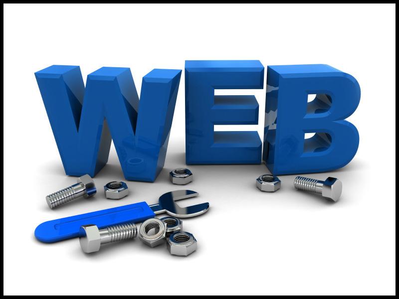 "web программирование буквы ""WEB"""