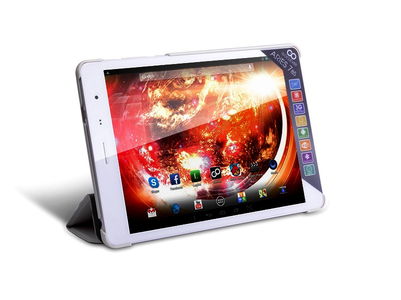 планшет GoClever TAB Aries 785