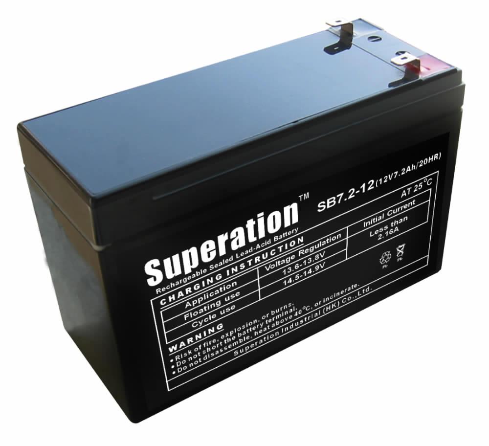 аккумулятор Superation