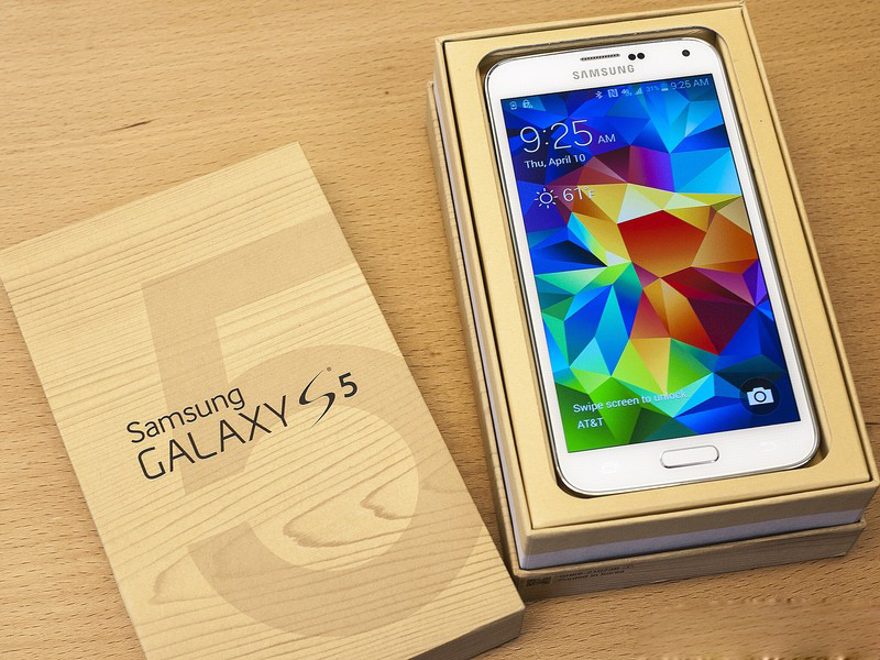 телефон Galaxy s5