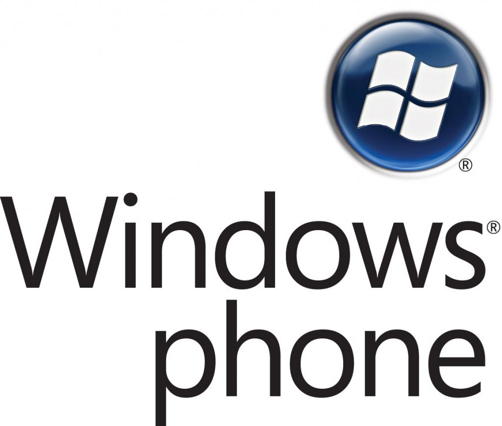 логотип операционной системы Windows Phone