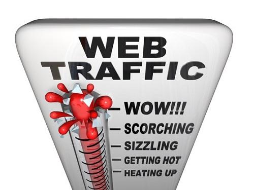 Интернет трафик